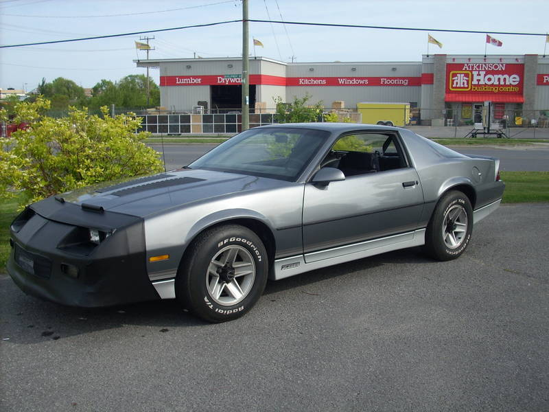 Fall Pictures Of My 83 Z28 Third Generation F Body